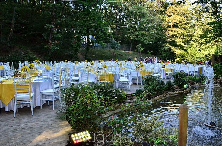 Hint Bahçesi - İstanbul Kır Düğünü