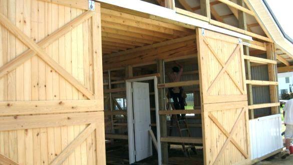Indoor Barn Door Ideas Best Exterior Barn Doors Ideas On New Sliding Rustic Exterior Sli Exterior Sliding Barn Doors Exterior Barn Doors Sliding Doors Exterior