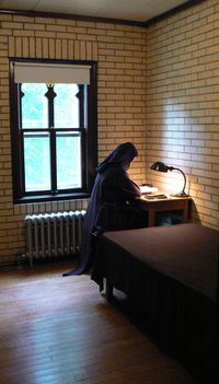 simple nuns cell - Google Search | Voluntary Simplicity ...