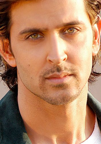 Hrithik Roshan...Seen him for the first time on a bollywood movie with Shahrukh Khan...he reminded me of my then Arabic Boyfriend. Ode to the ex. This guy is Yummy.