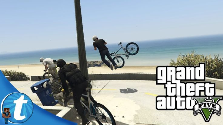 THAT'S WHAT YOU GET! | Tech Talk Plays: Grand Theft Auto V (그랜드 테프트 오토 V)