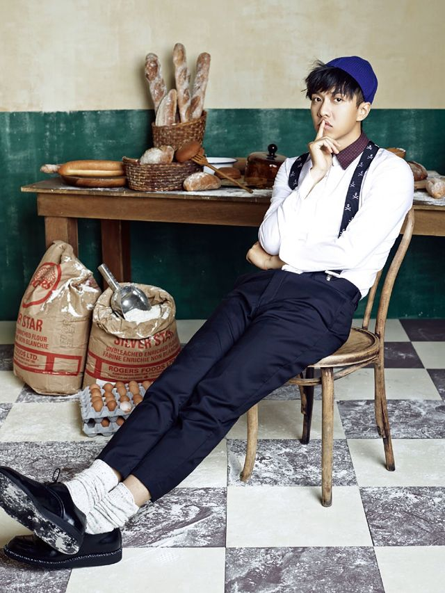 Lee Seung Gi ♡ #KDrama - FOR CÉCI'S ANNIVERSARY ISSUE
