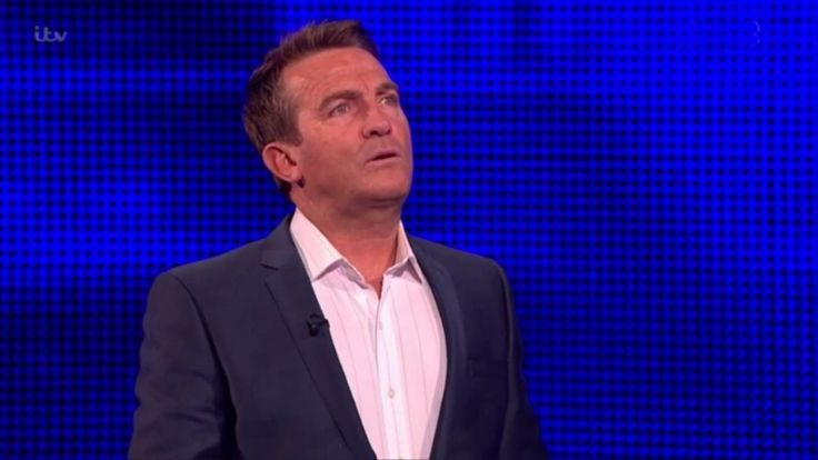 The Chase host Bradley Walsh left ASTOUNDED as Shaun Wallace does ...