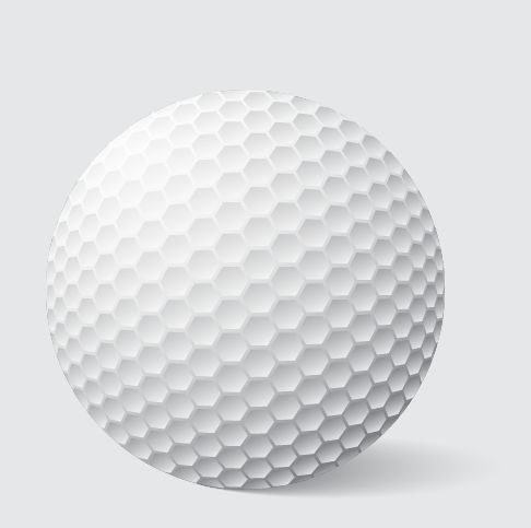 Adobe Illustrator - darmowe tutoriale: Jak stworzyć piłkę do golfa w Adobe Illustrator