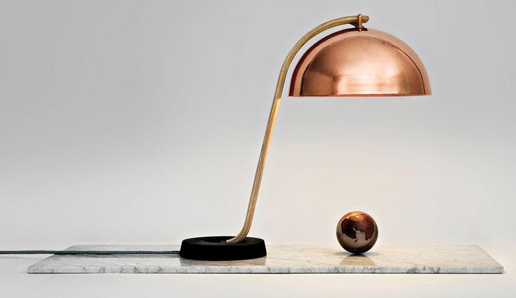 Cloche Lamp #LarsBellerFjetland #Norway #lamp #light #design #wanteddesign #nycxdesign #nycxd