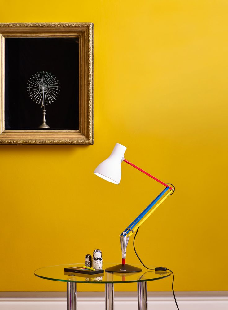 Two British icons combine for the third time to produce the new Anglepoise® + Paul Smith Edition Three.