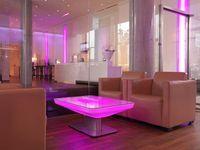Table basse lumineuse Studio 45 Indoor