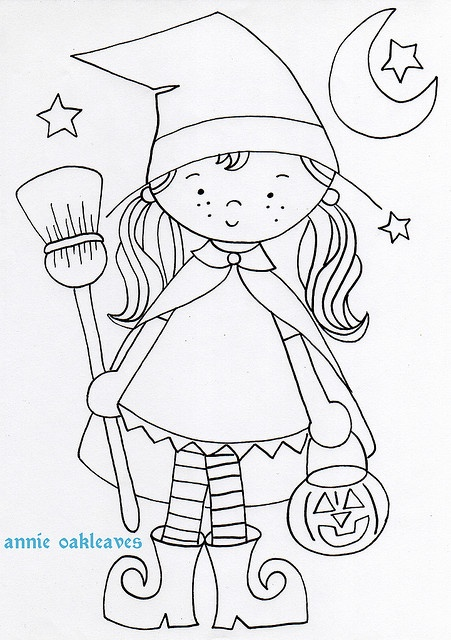 Cute embroidery pattern