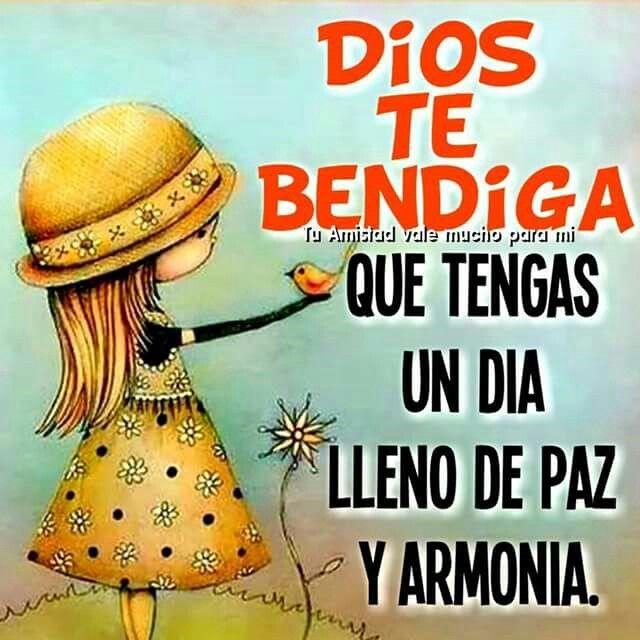 Gracias mi Dios por todo. Buenos días amigos feliz Sábado.