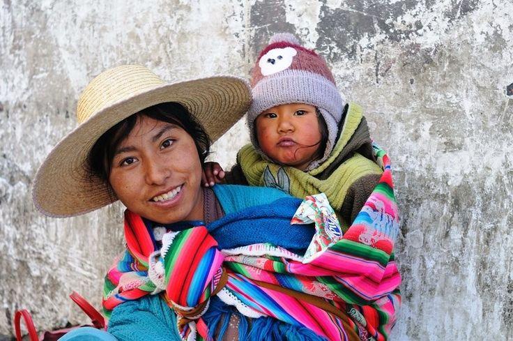 Boliwia | Boliwia: wsparcie Kościoła dla kobiet w ciąży - Z kraju i ze ...