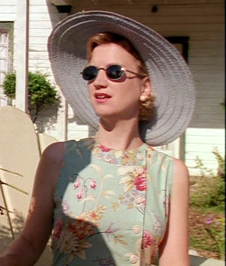 "Grace Bailey from the show ""Wind at My Back"" is a true vintage fashion icon."