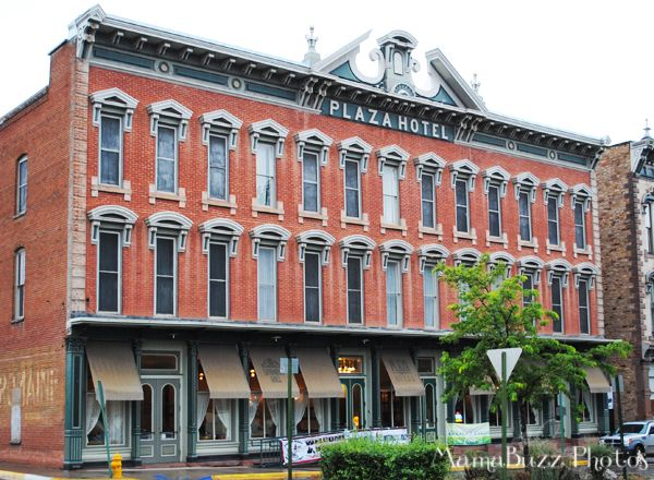 Plaza Hotel in Las Vegas, New Mexico Route 66 {MamaBuzz}