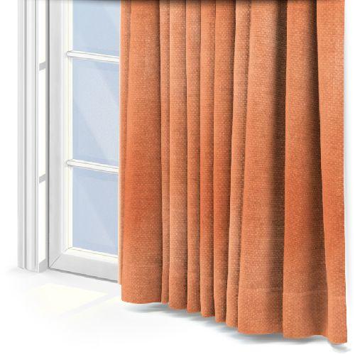 Prestigious Polo Peach Curtain