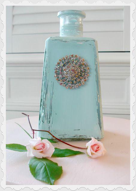 Glass Bottle Repurpose