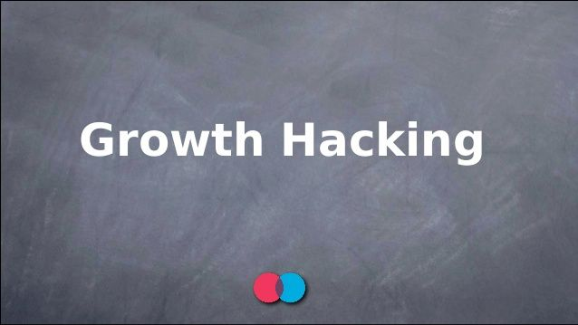 Sarah sobieski - Growth Hacking