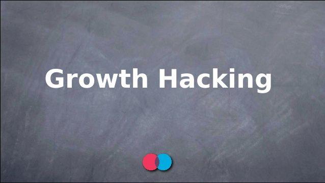 Sarah sobieski - Growth Hacking