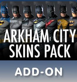 DIG - PS3 - DLC Batman Arkham City - PS3 [Digital Download Add-On], BLUS30538_