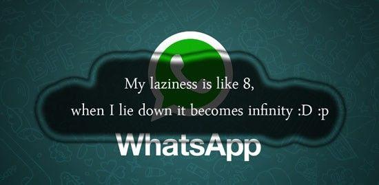 Hilarious WhatsApp Status