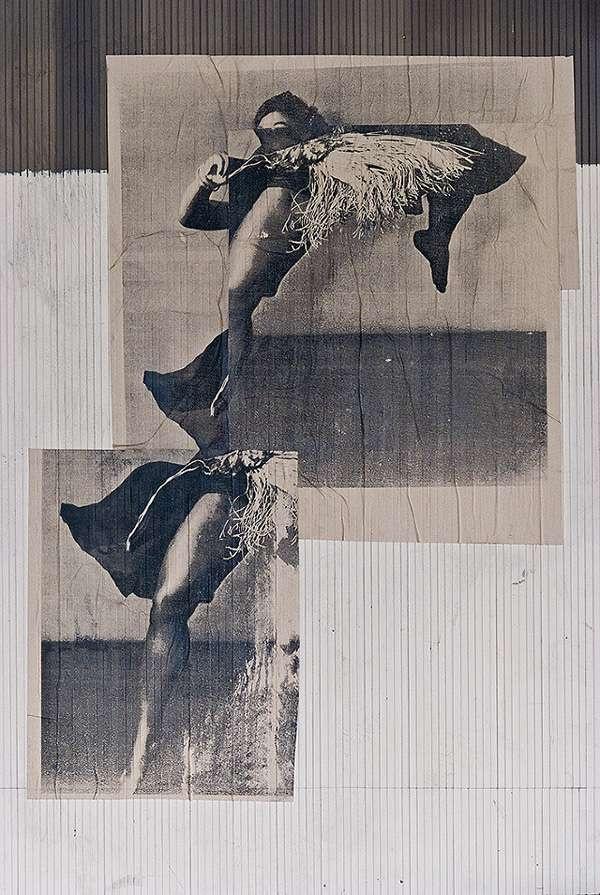 more photocopy graffiti art