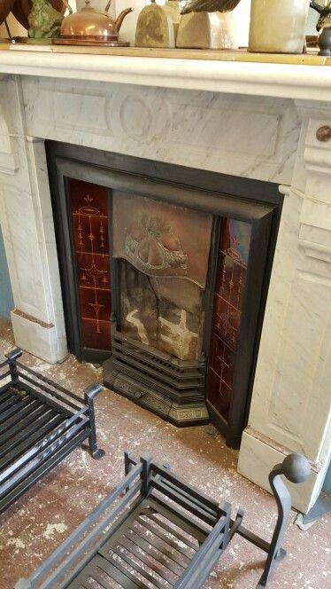 Reclaimed fireplace Dorset
