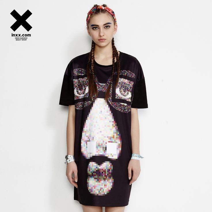 [INXX] ZIZTAR nou lung T-shirt rochie ZT52016740
