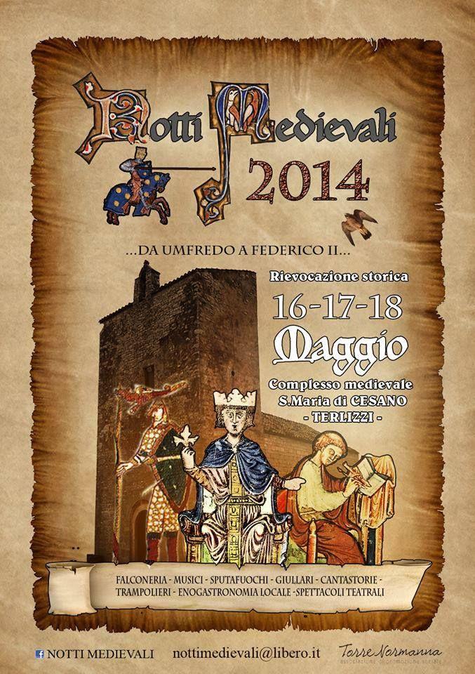 Notti Medievali  #ndm14 #ndm14italia #bari