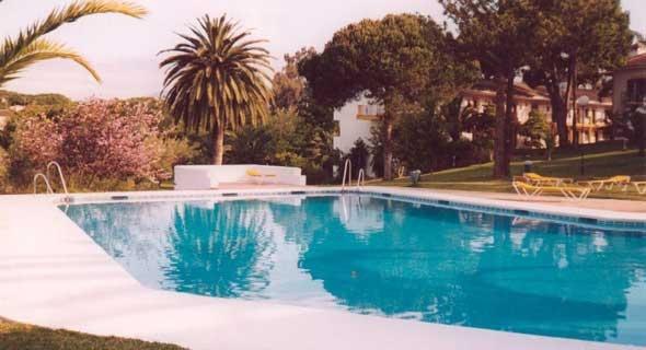 Mantenimiento de piscinas públicas