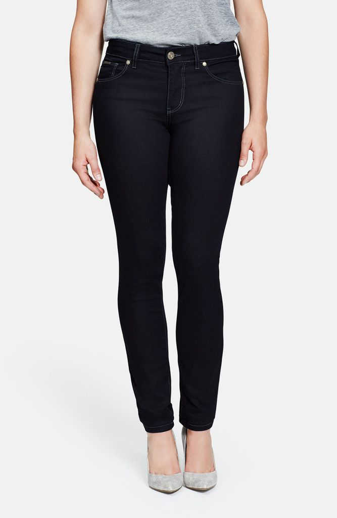 Beija-Flor Jeans Jennifer Skinny Black
