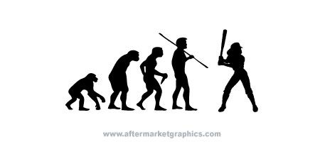Softball evolution