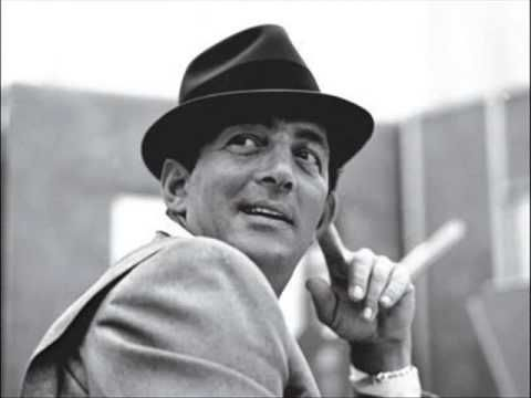 With 6 weeks on the top end of the charts with this one - here's Dean Martin from 1956 ' Memories Are Made Of This'