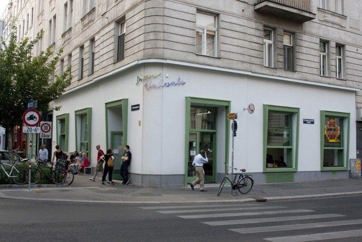 Disco Volante Pizzeria, Gumpendorferstraße 98 1060 Wien