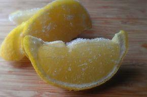 Fagyaszd le a citromot még ma, mert megmentheti az életed!