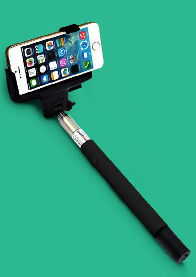 extendable selfie stick 12 orig price 25 subscribe at thiscounts. Black Bedroom Furniture Sets. Home Design Ideas