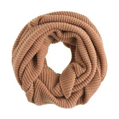 J.Crew - Cashmere infinity scarf