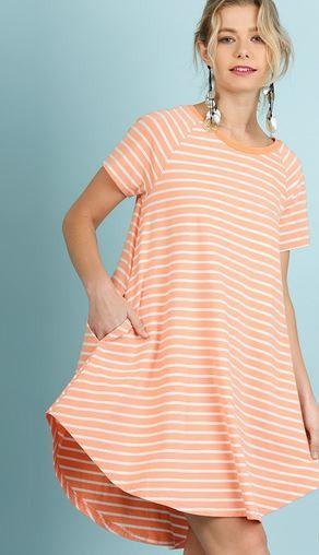 Peaches 'n Cream Dress