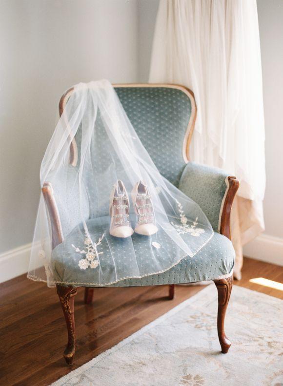 Elegant Woodland Real Wedding