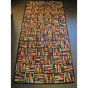 Hooked Rug now featured on Fab.: Cotton Hooked, Hooked Rugs, Fab, Products, Rug Hooking