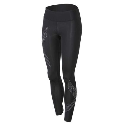 Health Goth // Rebel Sport / 2XU Mid Rise Women's Compression Long Tights