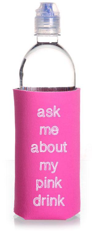 Plexus Koosie  Pink drink Plexus Slim  Great Plexus Swag store!