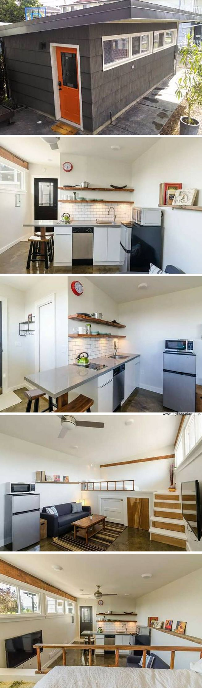 A 250 Sq Ft Tiny House In Vancouver