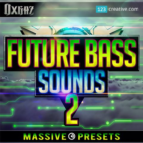 ► FUTURE BASS SOUNDS 2 - MASSIVE PRESETS (Future Bass, Trap, RnB, Hip Hop, House, Chillout) An inevitable evolution of Trap music, taking the classic 808 Drums and combining it with melodic and soulful synths. The Drop, uplifting and hypnotizing, with powerful saw wave sound and crazy arp fills. http://www.123creative.com/electronic-music-production-massive-presets/1342-future-bass-sounds-2-massive-presets.html