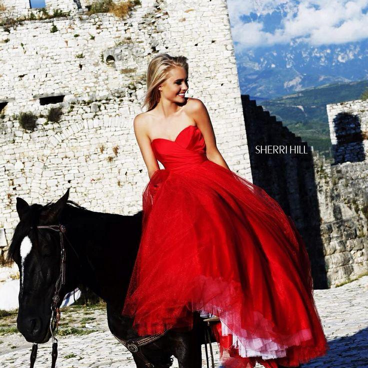 178 besten Sherri Hill Dresses Bilder auf Pinterest | 15 Jahre ...