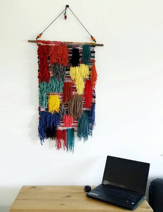 Boho wall tapestry large bohemian wall tapestry by handmadebyfofo