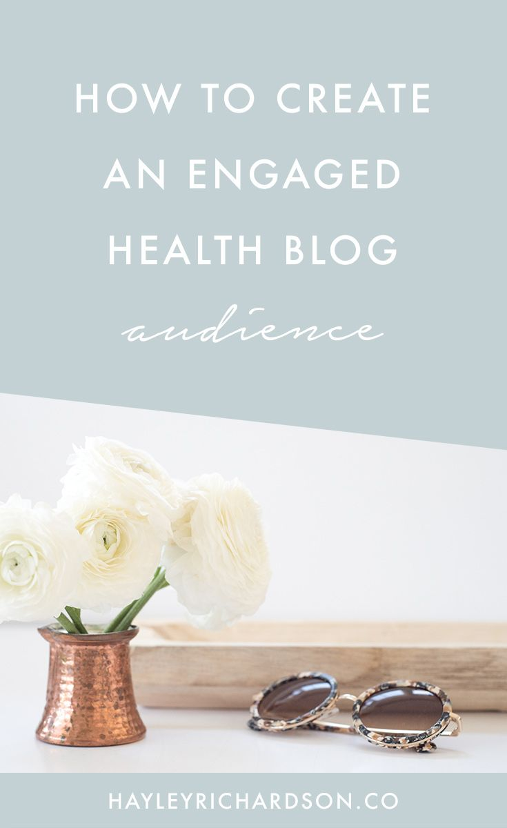 Want better health blog engagement? You're not alone. I'm sharing 7 of my best blog engagement tips today, to help you skyrocket your blog engagement. Click through to read the tips in full.