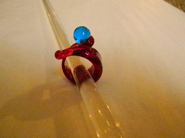 54 Bague en verre de Murano   Flickr: partage de photos!