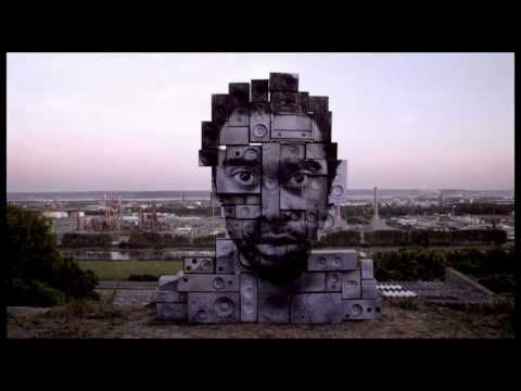 """PATRICE + JR  Patricecovers Nina Simone's """"Ain't Got No (I Got Life)"""" in this beautiful video that features artwork byJR."""