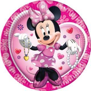 Disney Tallrik, Mimmi Pigg, 10 st | Disney | Tallrikar