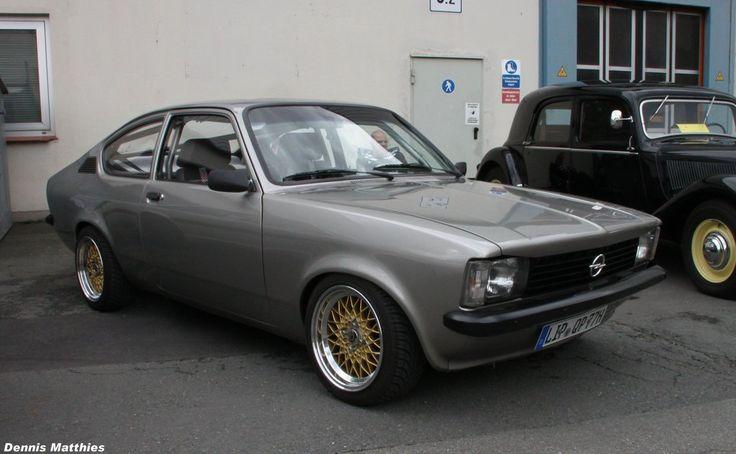 Opel Kadett — vdubindahaus: Opel Kadett C Coupe