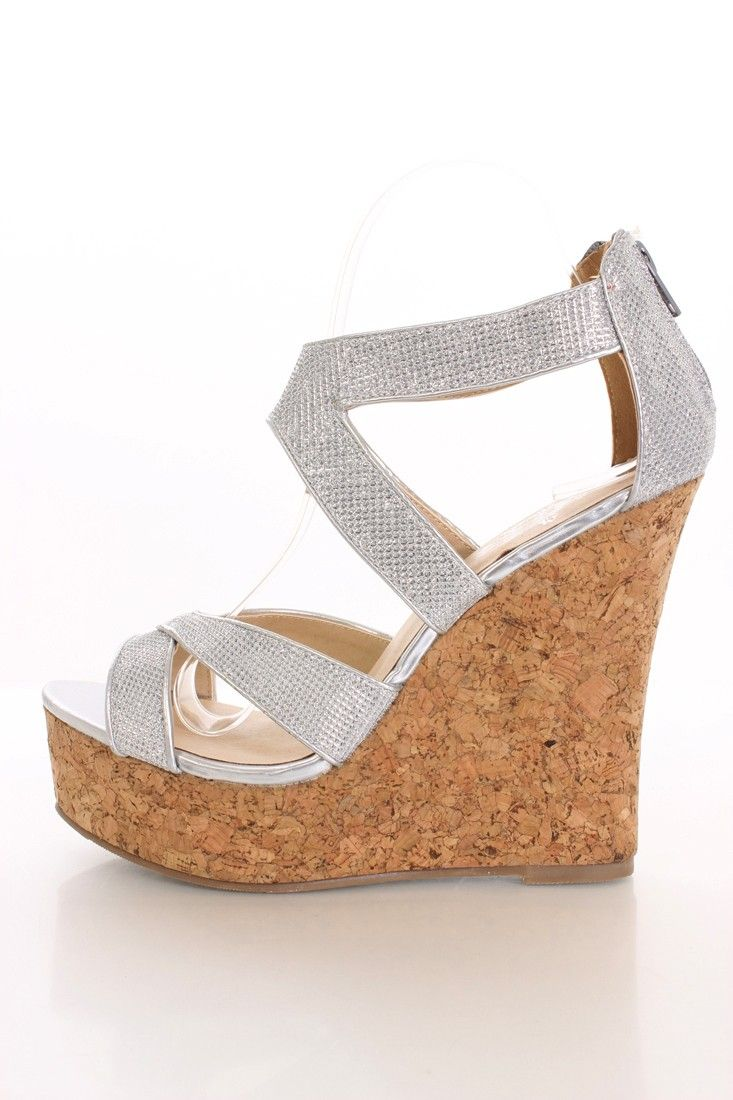 prom shoes silver wedges wedges be the to