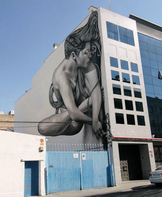Les 10 plus belles photos de Street Art de la semaine sont juste la, tout chaud. Les artistes ont à peine le temps de les finir qu'ils sont la pour toi. No
